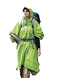 Best Rain Ponchos for Hiking - 2021