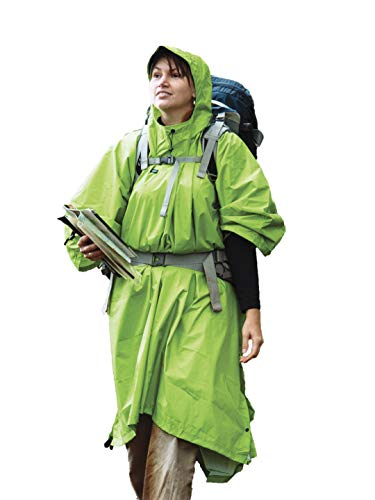 Sea to Summit Ultra-SIL Nano Tarp Poncho, Lime