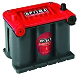Optima Batteries OPT8022-091 8022-091 75/25 RedTop Starting Battery