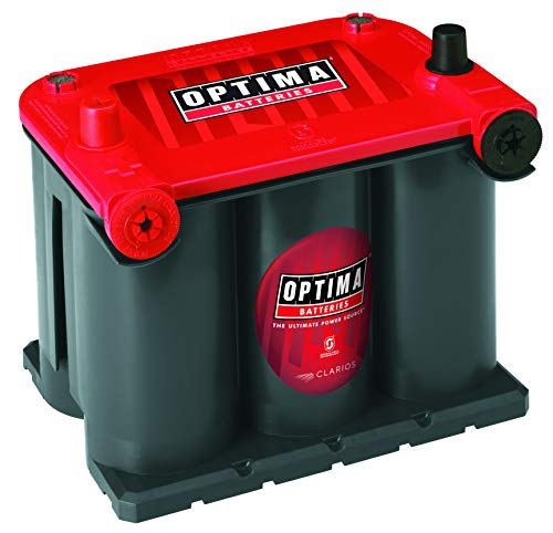 Optima Batteries RedTop 75/25