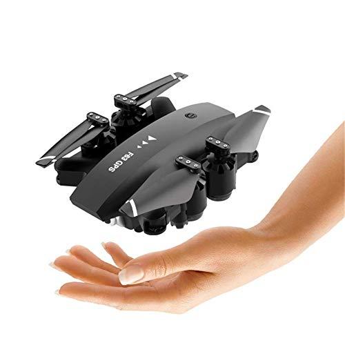ZHCJH GPS-Drohne mit Kamera für Erwachsene 4K, GPS 5G WiFi-Übertragung FPV-Drohne mit faltbar für Anfänger und Erwachsene, mit GPS Return Home, Follow Me, Auto Hover