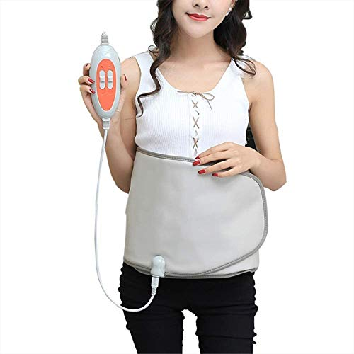 YSQ Magnet Vibration Trainers Stimulator Muscle Toning Belt with 3 Programmes Body Massager for Muscle Abdominal Stomach