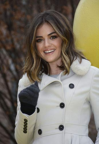 Posterazzi Poster Print Lucy Hale in Attendance for Macy'S Thanksgiving Day Parade Manhattan New York Ny November 27 2014. Photo by Derek StormEverett Collection Celebrity (16 x 20)