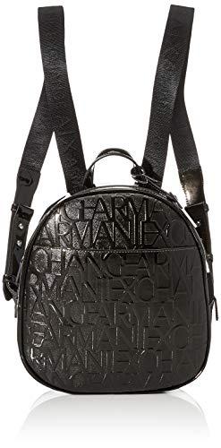 Armani Exchange Liz rugzak voor dames, 8 x 26 x 28 cm