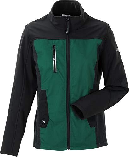 Größe 48 Planam Norit Damen Hybridjacke grün schwarz Modell 6514