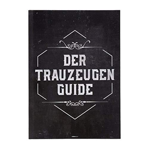 Aufgaben Trauzeuge, Der Trauzeugen Guide - Heft, Trauzeugen Fragen - Geschenkidee mit Checkliste und...