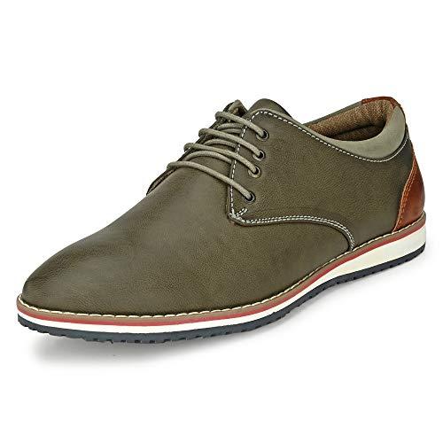 Centrino Tan Casual-Men's Shoes-8 UK (4606)