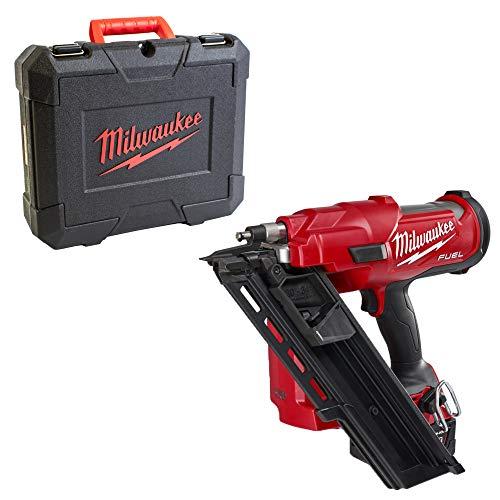 Milwaukee M18FFN-0C - Clavadora con batería (18 V)
