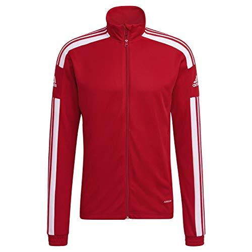 adidas GP6464 SQ21 TR JKT Jacket Mens Team Power Red/White L