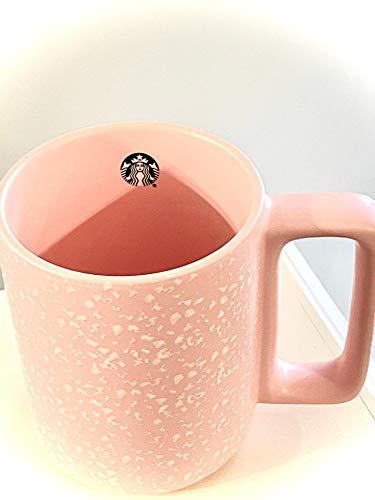 Starbucks 2020 Valentinstag limitierte Edition Herzen rosa Keramik Kaffeetasse Teetasse 350 ml