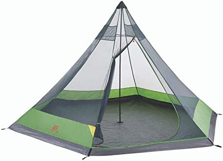 Outbound 6 Person Festival Tent for Camping with Carry Bag and Rainfly Water Resistant 2 Season product image