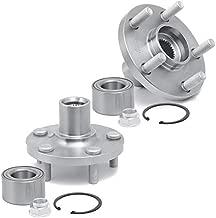 2x 1654-2RS Ball Bearing 2.5in x 1.25in x 0.625in 2RS RS QJZ Free Shipping