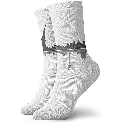 Gre Rry Calcetines de Mujer de la Ciudad de Nueva York