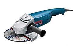 Bosch Professional hoekslijper GWS 22-230 JH (extra handvat, beschermkap, karton, schijfdiameter: 230 mm, 2200 watt)*