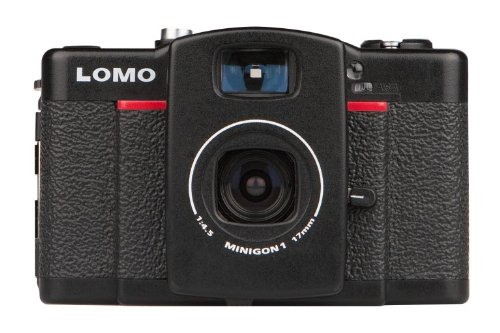 Lomography (ロモグラフィー)『Lomo LC-Wide 35 mm Film Camera』