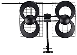 top rated Antenna Clearstream DirectTV antenna 4V, range over 70 miles, UHF / Vhf, omnidirectional, indoors, … 2021