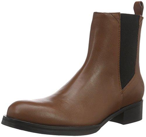 Liebeskind Berlin Damen LS0119 vacche Chelsea Boots, Braun (samurai brown 8766), 39 EU