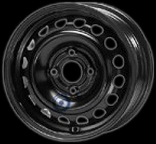 CERCHI IN FERRO ALCAR AC4485 OPEL Astra 5,50Jx13 4X100 56,5 ET46 Colore: Black / Nero