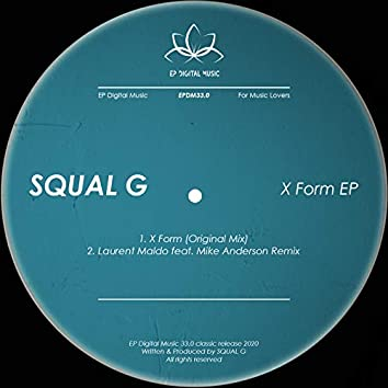 X Form EP