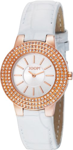 Joop Damen-Armbanduhr XS Nova Swiss Made Analog Quarz Leder JP100992S03
