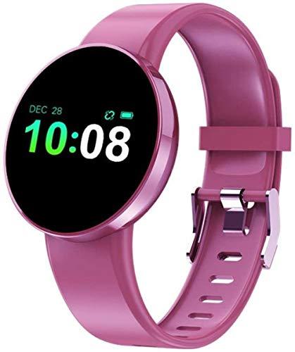 LEIGE LED Elektronische Uhr Smart Watch Smartwatch Armband Band für Männer Frauen Damen Weibliche Mädchen Ticwatch Sport Sport Fitness Trackerwaterproof Armbanduhr