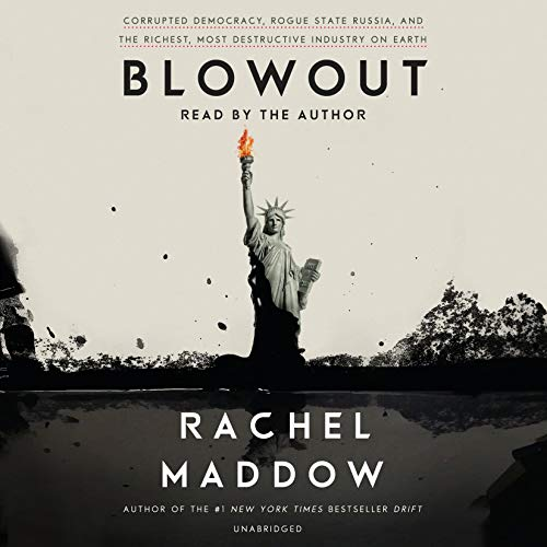 Blowout audiobook cover art