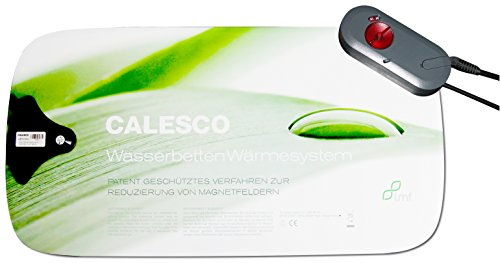 Wasserbetten Heizung LMF Box 90 Calesco Energiespar PTC Carbon Strahlungsarm