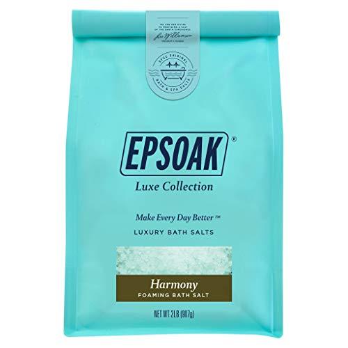 Harmony Foaming Bath Salts - 2 lb. Luxury Bag by San Francisco Salt Company