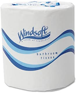 Windsoft Facial Quality Toilet Tissue, 4 1/2