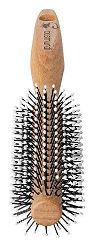 Rundbürste für Bart und Haare - Bartbürste für den Vollbart Made in Germany