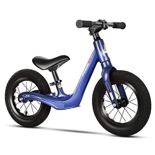 CivilWeaEU Kleinkinder Sport Balance Bike Kein Pedal Strider Trainingsfahrrad Mit Verstellbarem Sitz Kid Sliding Walker, Um Das Baby Vom Stehen Zum Laufen Zu Trainieren