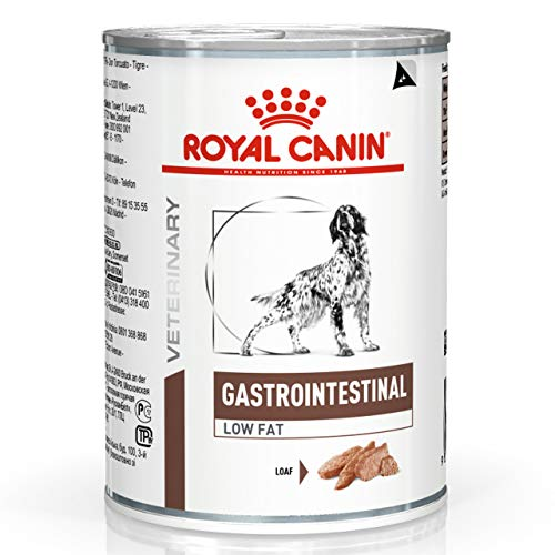 Royal Canin Gastro-Intestinal Low Fat Hunde Lebensmittel 12 x 410g