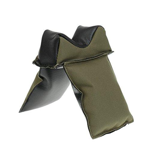 Gazechimp Tragbare Gewehrauflage Waffenauflage Anti-Rutsch für Gewehre und Luftgewehre Fenster Schiessen im Freien Jagdsport Waffen Auflage, Top-Qualitäts