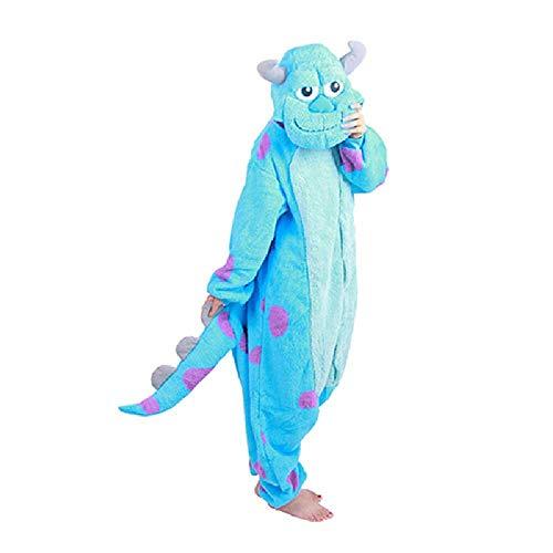 Coogg Opblaasbaar Halloweenkostuum voor volwassenen mannen vrouwen tijger cosplay kostuum rijden op tijger voor carnaval party unisex kostuum