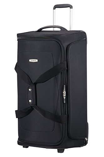 SAMSONITE Spark SNG - Wheeled Duffle Bag 77/28 Travel Duffle, 77 cm, 107,5 liters, Black