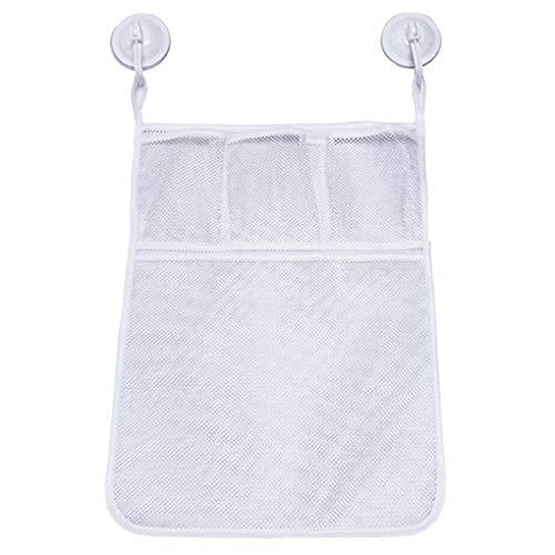 Bad Spielzeug Organizer Multifunktions-Badewanne Speicheraufbewahrungstasche Baby-Spielzeug-Tasche Quick Dry Badewanne Ineinander greifen-Netz für Baby-Spielzeug