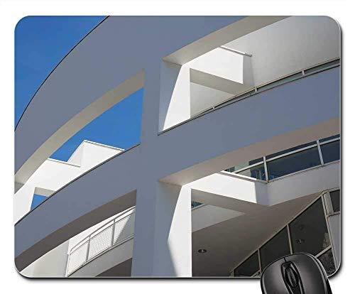 Mausemat Stadt Ulm Architektur Gebäude Stadthaus Ulm Tisch Maus Matte Standardgröße Diy Langlebig 25X30Cm Retro Office Mauspads Rutschfeste Tastatur Spielmatte Personalisierter Co