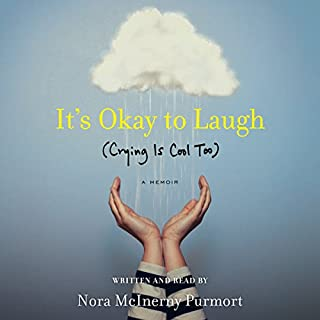 It's Okay to Laugh (Crying Is Cool Too) audiobook cover art