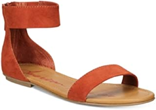Keley Two-Piece Sandals Rust 8 M US, Rust, Size 8.0