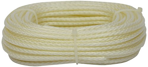 Corderie Italiane 006000914 Filo stendibiancheria corda, 4 mm, 20 metri