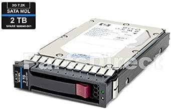 J9F49A HP 1.8-TB 12G 10K 2.5 DP 512e ENT SAS HDD [10 Pack]