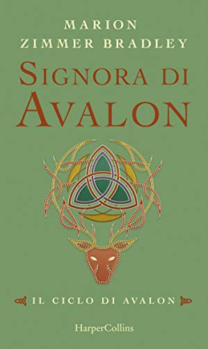 Signora di Avalon (Il ciclo di Avalon Vol. 4)