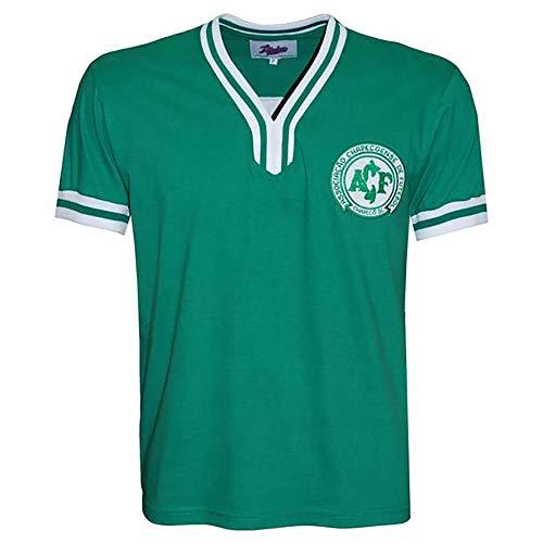 Retro League Chapecoense 1977 Shirt (XX-Large) Green