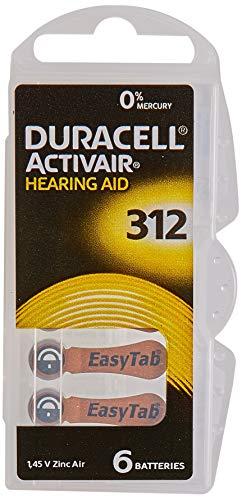 Duracell -   Easytab Da 312 -