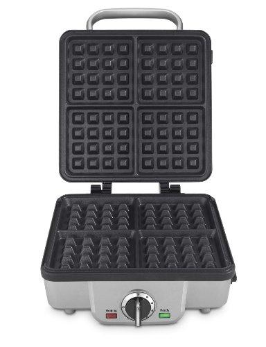 Cuisinart WAF-300 Belgian Waffle Maker with Pancake Plates