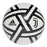 adidas Juventus Fbl, balón Unisex–Adulto, Color Blanco/Negro, 5