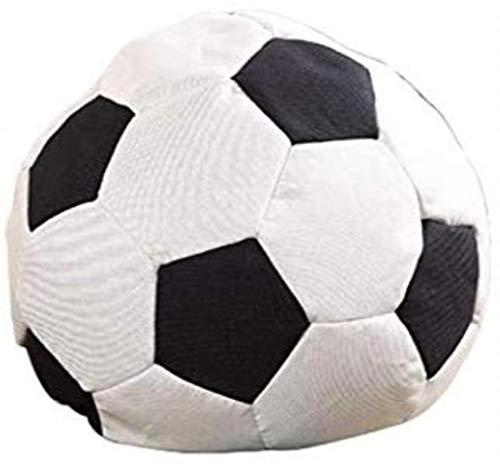 LHY- Simple Beanbag Style Canapé Confortable intérieur et extérieur Facile à Nettoyer Chaise Beanbag Douce Salon Chambre Beanbag ou Jeu Beanbag Sac de Football Doux