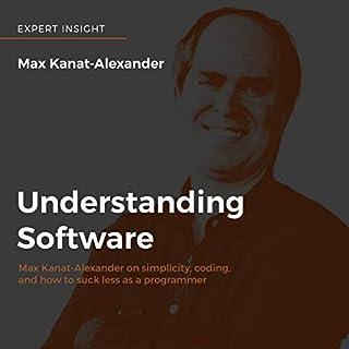 Understanding Software audiobook cover art