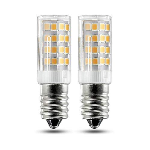 TXDIRECT GlüHbirne Backofen KüHlschrank GlüHbirne E14 LED-Glühbirne Badezimmer Glühbirnen Nachtglühbirnen LED-Glühbirne E14 Badezimmer Glühbirne warm White,220v
