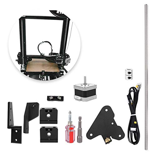 Dual Z Axis Upgrade Kit Aluminum alloy,Stable Upgrade 3D Printer Parts for Creality Ender 3S/Ender‑3 Pro 3D Printer Accessories